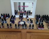 Closeout Specials handmade custom nail polish from Glimmer by Erica