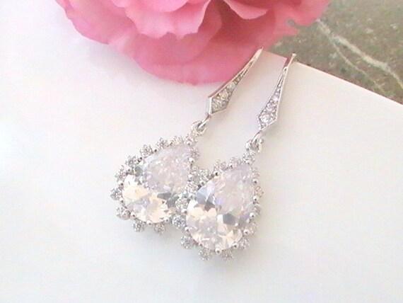 Gift, Wedding Jewelry, Bridal Jewelry, Bridal Shower Gift, Bridal ...