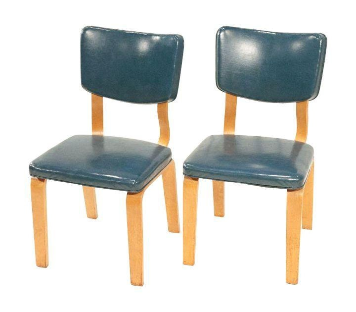 SALE Mid Century Bentwood Chairs By Thonet Haute Juice