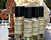 Compares to White Patchouli -Perfume Oil - 1/3 oz Roll On - Unisex - Mesmerizing, Sensual, Woodsy