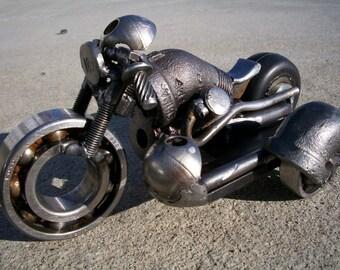 Number 180 Sidecar Racer