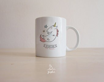 "Mug ""In Unicorn We Trust"""