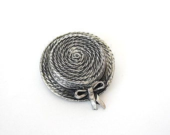 Vintage Hat Pin - Vintage Pin - Vintage Brooch - Pewter Jewelry - Lapel Pin - Scarf Pin - Elias Artmetal - Vintage Jewelry - Gift for Mom