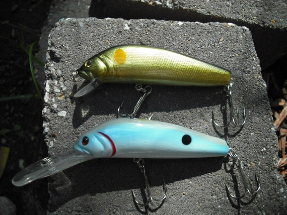 Vintage bass pro shops xps extreme performance by for Bass pro shop fishing lures