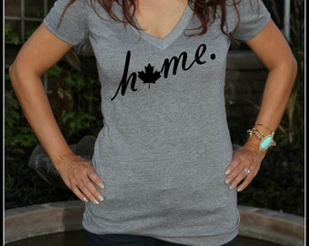 Home State Shirt, Home Canada, Canada Home Shirt, I Love Canada Shirt, Canadian Pride Shirt, Canada