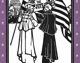 Folkwear 1914 Metropolitan Suit Jacket & Skirt size S-3XL Sewing Pattern #268 WWI era