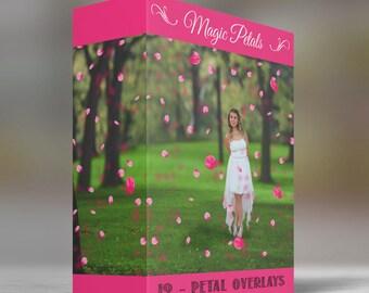 Magic Petals - Collection  - 19 - Petal  Overlays