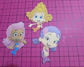 Bubble Guppies - Girls