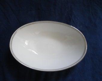 Noritake Silver Key Vegetable bowl