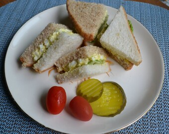 Cheesy Egg Salad Recipe PDF