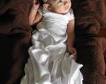 Blessing dress with Headband