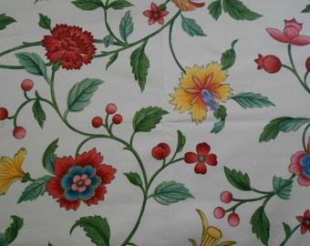 F. Schumacher  Colonial Williamsburg  'IMPERIAL VINE'   Fabric