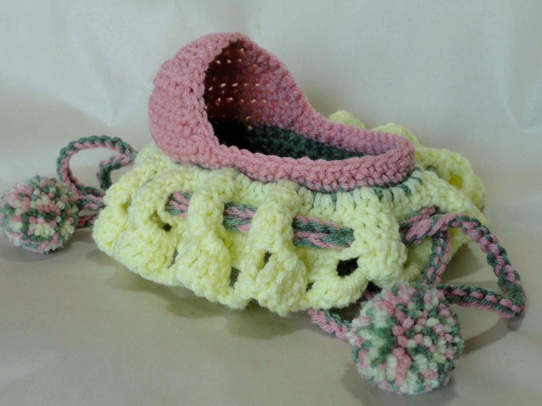 Crochet Pattern Doll Bassinet Purse : Item Details