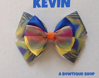 kevin hair bow