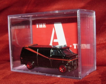 "The A-Team collectible ""B.A's Van"" display / unique gift idea..ships out fast great addition to a collection"