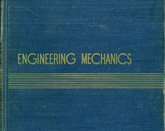 1954 Book, Engineering Mechanics