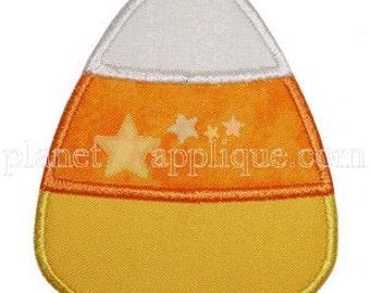 Candy Corn Applique
