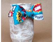 Superhero Bow Tie