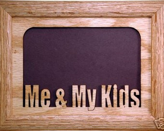 Me and My Kids Picture Frame 5x7