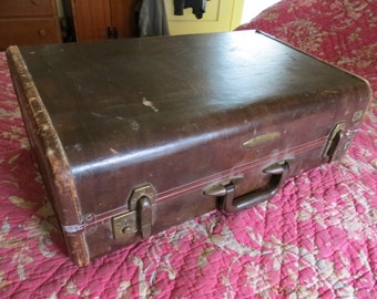Antique Samsonite, Suitcase for the Vintage Traveller