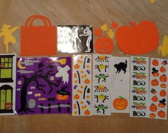 Mrs Grossmans Halloween Stickers Set 016