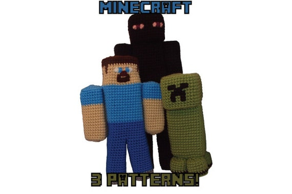 Amigurumi Free Pattern Owl : Minecraft Creeper Crochet Pattern Apps Directories