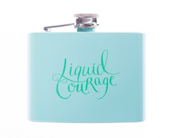 Liquid Courage Aqua