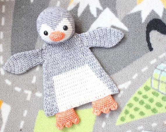 Haakpatroon Amigurumi Penguin : Penguin Ragdoll crochet amigurumi pattern PDF INSTANT DOWNLOAD