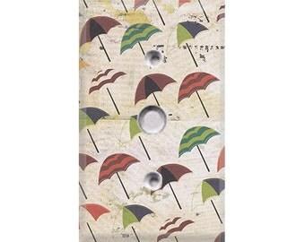 Boardwalk Collection - Umbrellas Cable Cover