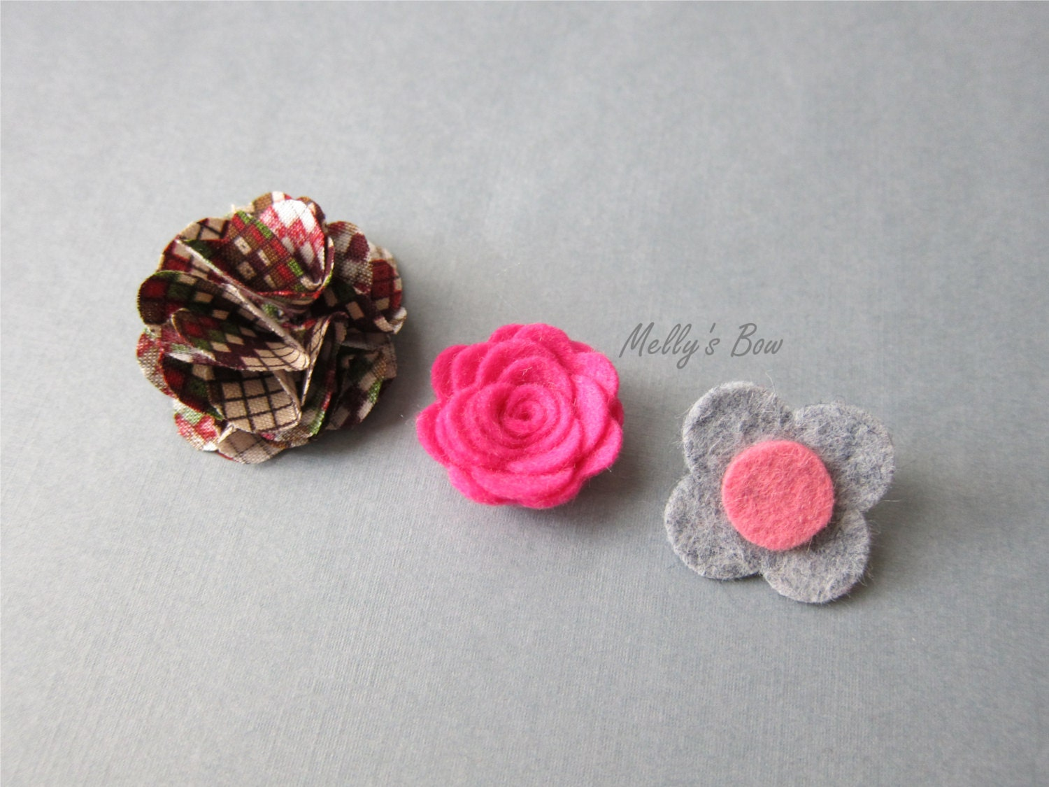 SALE Limited Edition Mens Lapel Flowers Wedding by MellysBow