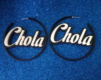 Chola hoops