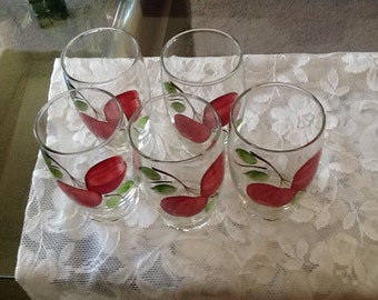 Anchor Hocking Juice glasses
