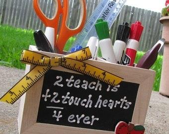 Teacher GIft  2707D Touch Lives Forever Supply Box