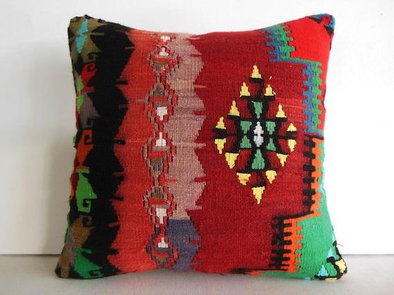 Extra Big Throw Pillows : Extra Large Pillow Cover Large Throw Pillow Large Kilim Pillow