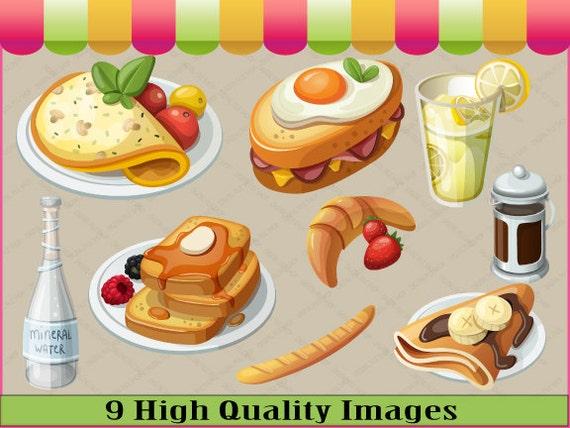 breakfast menu clipart - photo #38