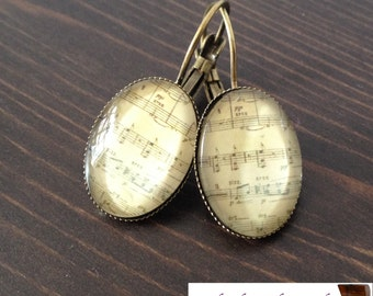 Symphony - Earrings music