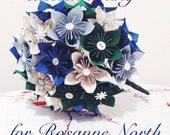 Custom bouquet listing for Ms. Rosanne North