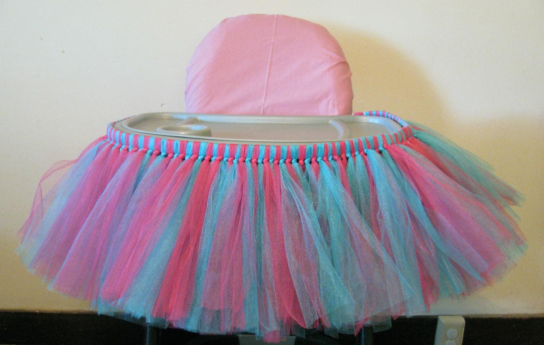high chair tutu highchair tutu skirt 1st birthday by