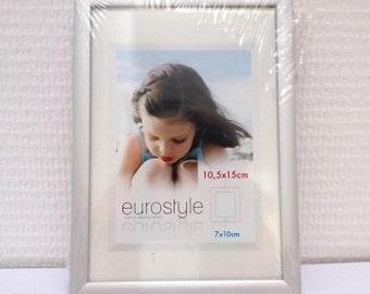 Silver frame 13cm x 18cm