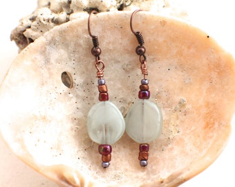 Sea and Shore Earrings