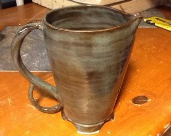 Large pitcher