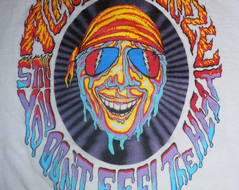 Grateful Dead T Shirt ...  Fire on the Mountain... Lot Shirt ... Takes all you Got !