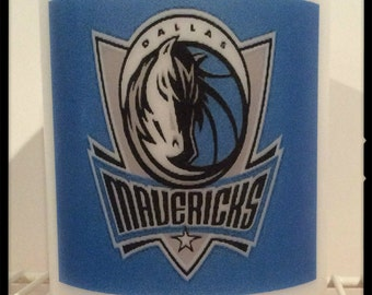 Dallas Mavericks Hurricane Candle
