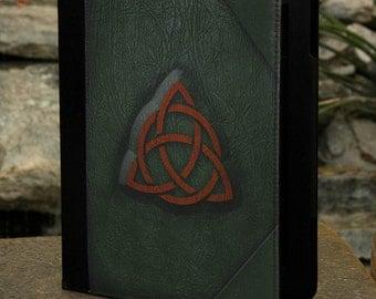 iPad 2,3, 4 - iPad Air 1, 2 - 12.9 iPad Pro Tablet Case - Charmed Book Of Shadows