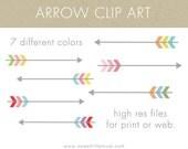 Arrow clip art - clip art arrows - digital arrows - arrows