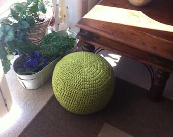 Funky Cool Crochet Pouf's