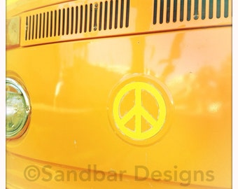 Peace VW buses