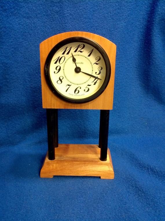 A Baskerville Quartz Clock
