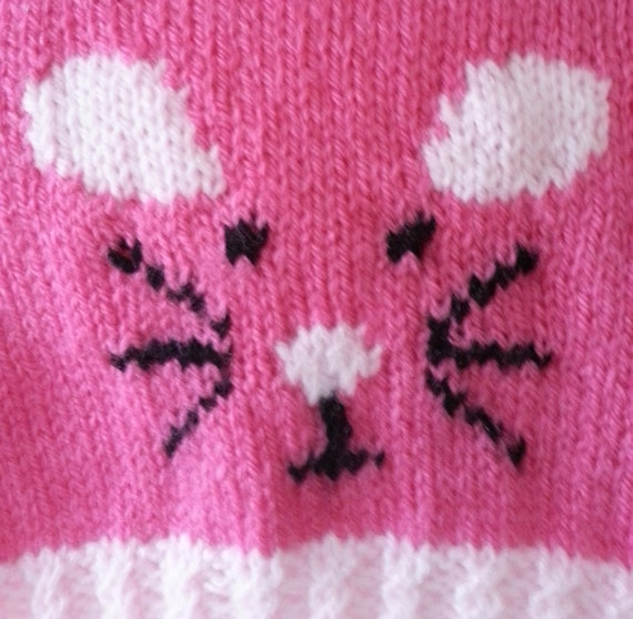 Knitting Pattern For Rat Sweater : Childs Mouse Sweater Knitting Pattern, Hoodie with Mouse ...