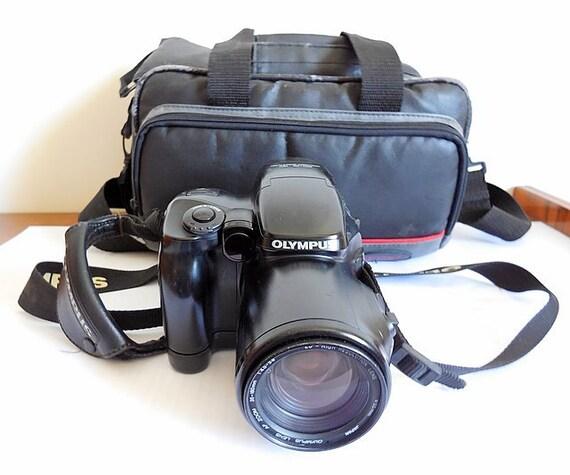 Olympus Is 3dlx Quartz Date Slr Film Camera By